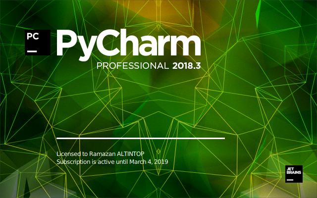 Archman Linux Üzerinde PyCharm Kurulumu ve İlk Python Projesi