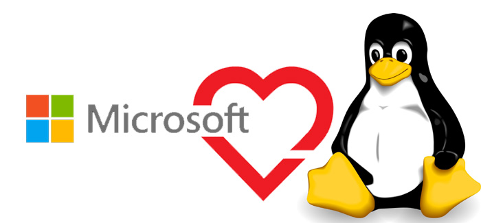 Linux çekirdeğinin ana yenilikçisi … Microsoft