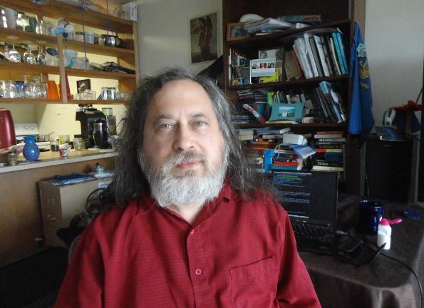 Richard Stallman Özgür Yazılım Vakfı'ndan ayrıldı