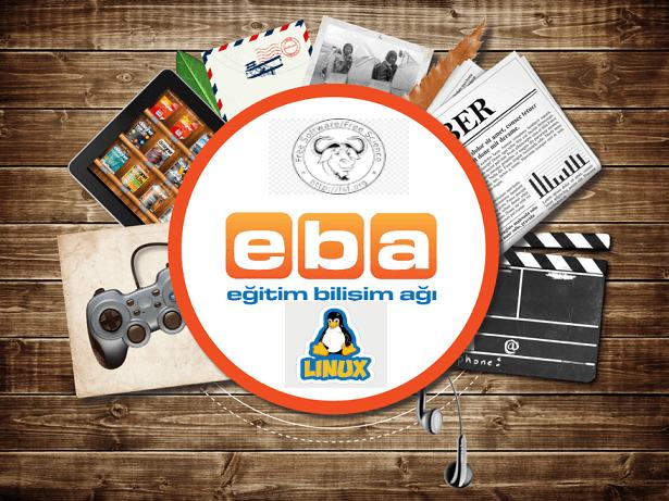 EBA GNU/Linux Türkiye'nin Eğitim Odaklı Dağıtımı